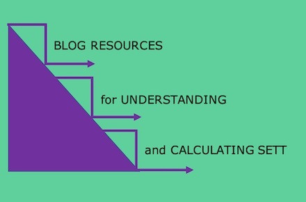 Sett Calculations and Online Resources