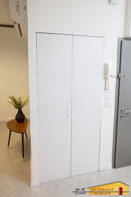 עיצוב חדר מחסן אופנים רמת גן.jpg