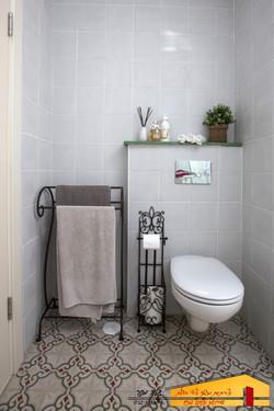 חדר אמבטיה לפני ואחרי