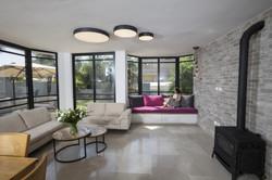 עיצוב בית פרטי בחדרה גליה מנור