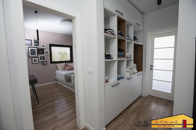 חדר כביסה אחרי בית פרטי בחדרה