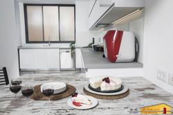 מטבח דירה ברמת גן