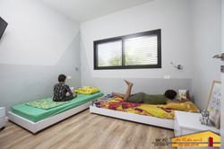 חדר ילדים לפני אחרי