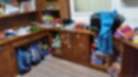 חדר עבודה לפני בית פרטי בחדרה