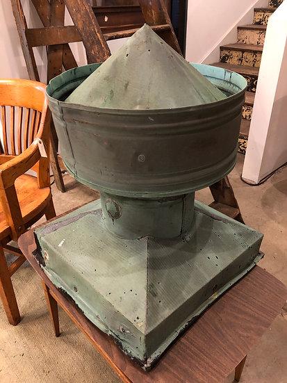 Antique Copper Cupola