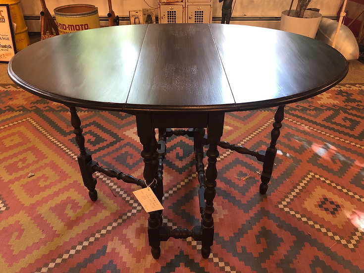 SOLD - Gate Leg Dining Table
