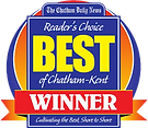 vellinga's travel chatham-kent reader's choice award