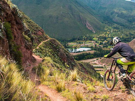 BIKING IN THE SACRED VALLEY OF THE INCAS