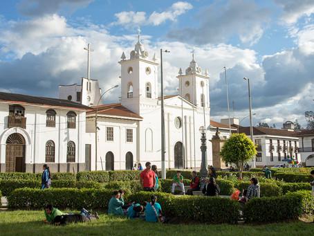HUANCAS TOWN