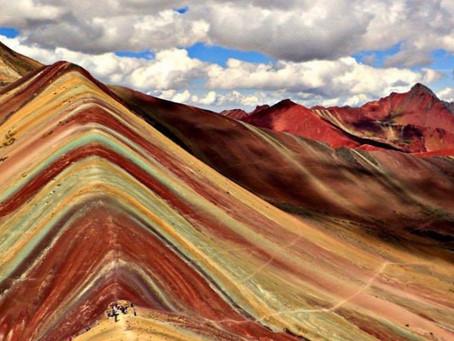 VINICUNCA: THE RAINBOW MOUNTAIN