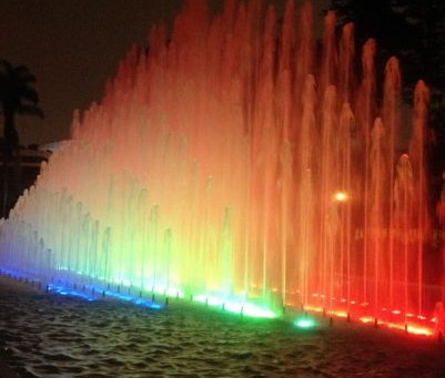 LIMA BY NIGHT & MAGICAL CIRCUIT OF WATER