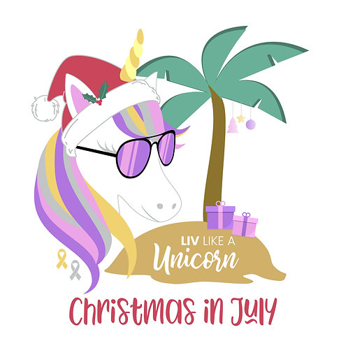 Christmas in July Admission