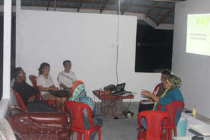 Pangkor Nature Guide Mentorship Programme – Introductory Workshop