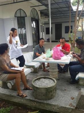Pangkor Mentees trip to Kuala Gula