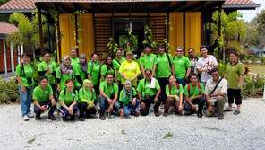 Vale Eco Centre Volunteer Training Programme