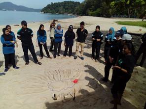 Celebrated World Wetlands Day at Vale Eco Centre, Teluk Batik, Perak