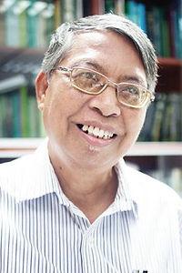 Emeritus Professor Dato' Dr Abdul Latiff Mohamad