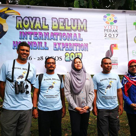 ECOMY & Pangkor Nature Guides meets State Exco