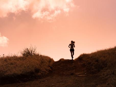Keep Running the Race