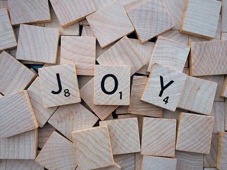 Life through the lenses of joy