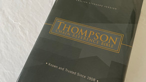 The Thompson Chain-Reference Bible