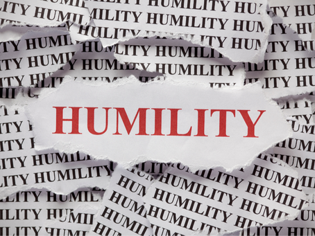 Humanity and Humility