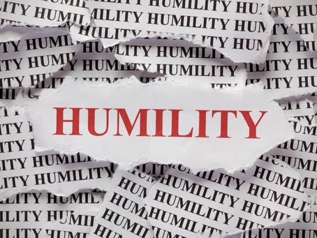 Humanity and Humility