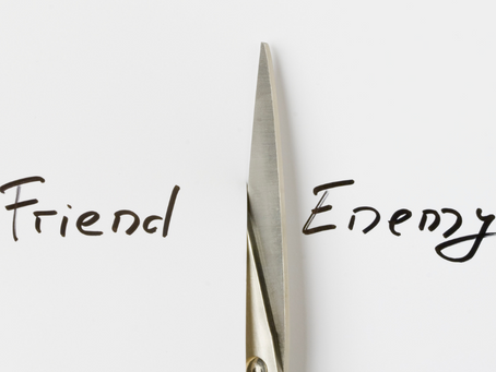God's friend or God's enemy—Which one are you?