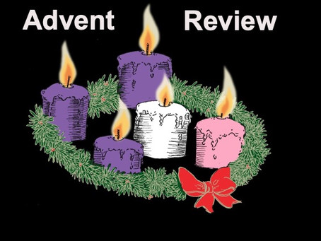 The Journey of Advent Review