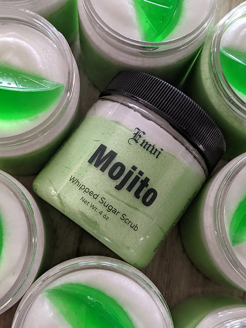 Mojito Whipped Sugar Scrub