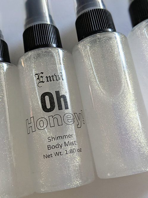 Oh Honey! Shimmer Body Mist