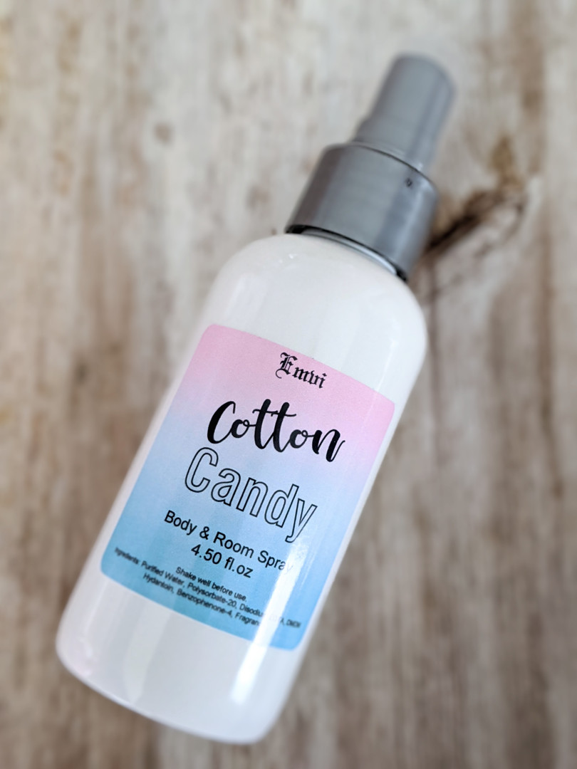 Cotton Candy Body & Room Spray