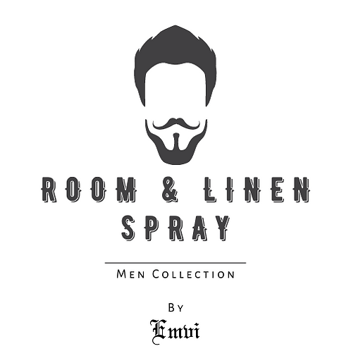 Room & Linen Spray - Men Collection