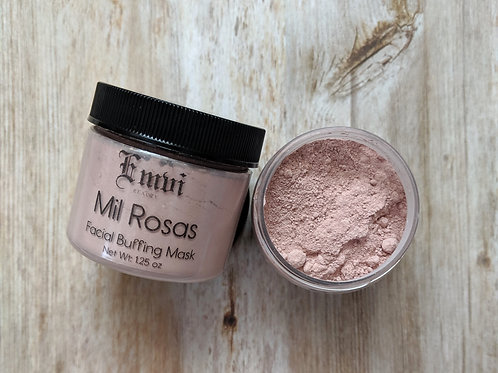 Mil Rosas Facial Buffing Mask