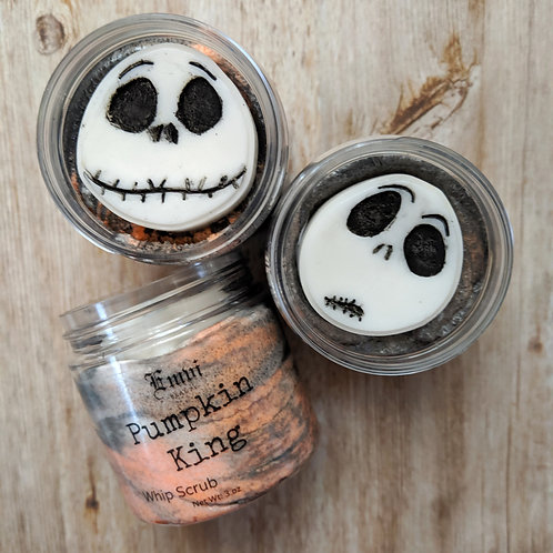 Pumpkin King Whipped Sugar Scrub