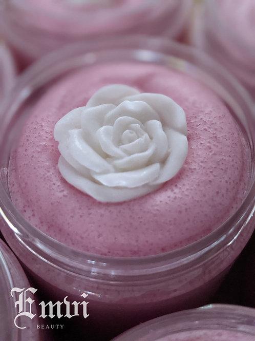 What in Carnation? Whipped Sugar Scrub