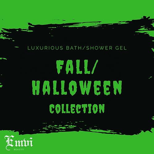 Luxurious Bath & Shower Gel - Fall/Halloween Collection