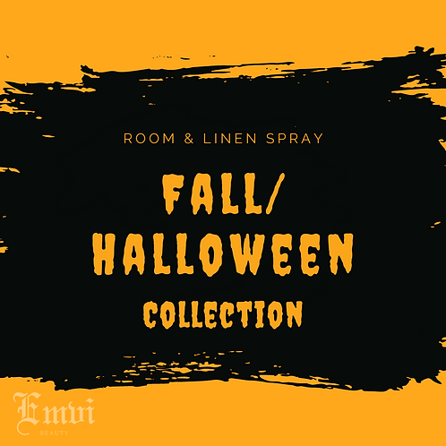 Room & Linen Spray - Fall/Halloween Collection