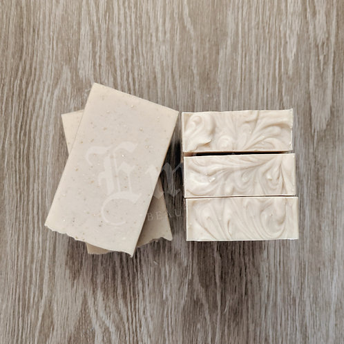 Oats & Milk Handmade Soap