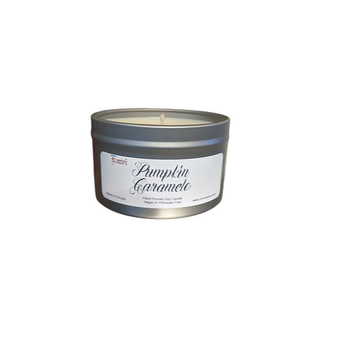 Pumpkin Caramelo Soy Candle