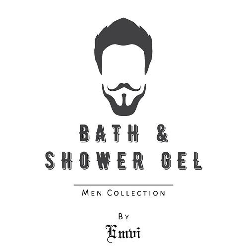 Luxurious Bath & Shower Gel - Men Collection