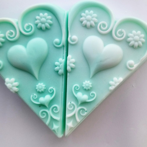 Turquoise Sky Glycerin Soap