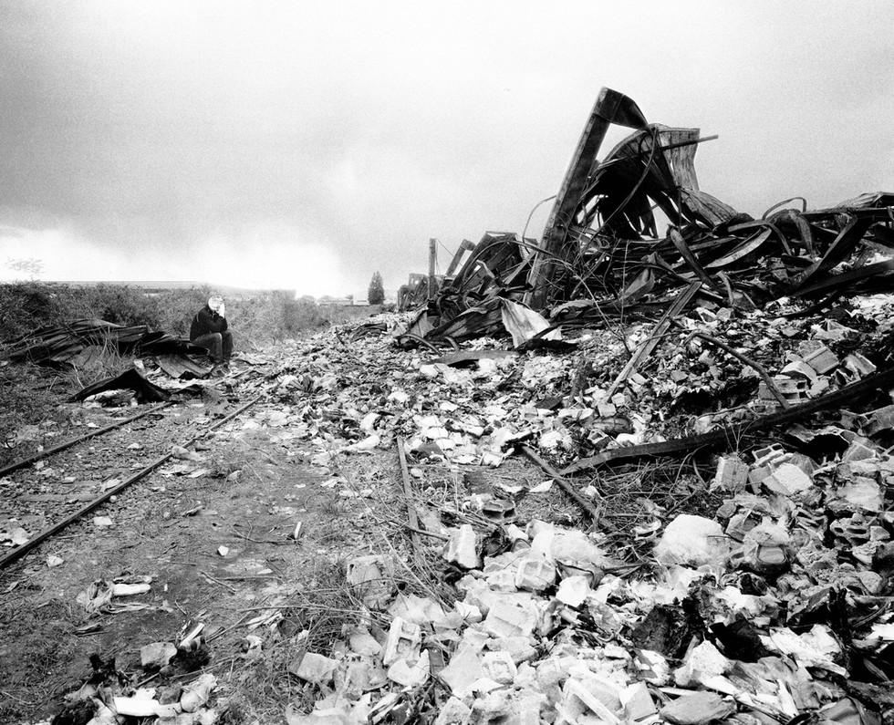 Autoportrait au désastre, 2015