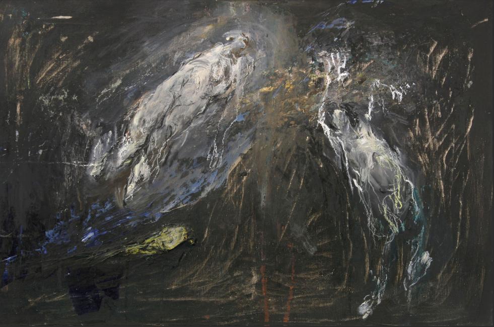 Huile sur toile 51,5X78 cm