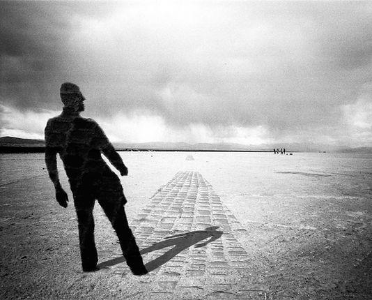 Passage #5, L'ombre de soi-même, 2014