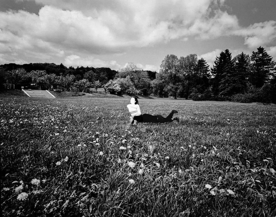 Rêve #19, 2013 - La femme sans visage
