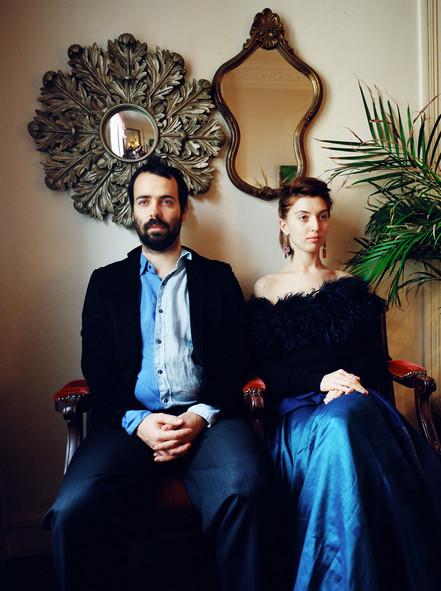 Sofya et Germain, 2018