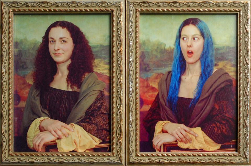 Les soeurs Joconde, 2020