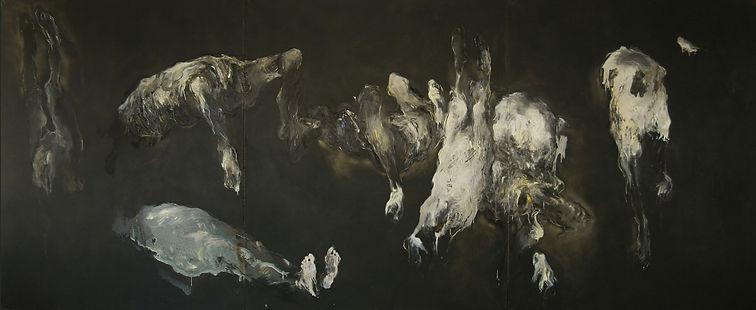 Triptyque, Roland Buraud, 2007