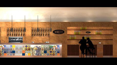 Boretti Cafe